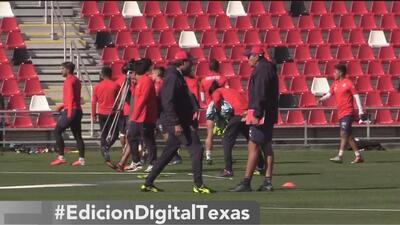 Chivas llega a la ciudad de San Antonio