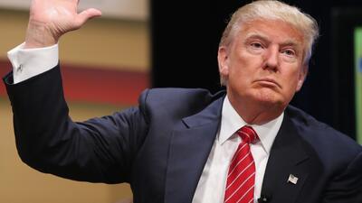 La patrulla fronteriza de Laredo no participará en visita de Trump a la...