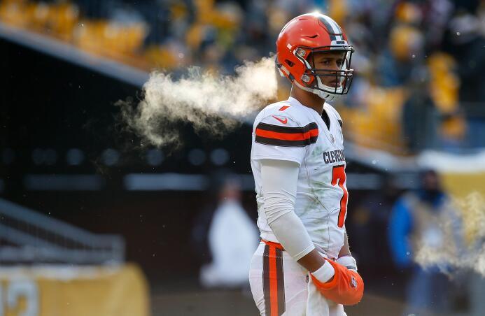 En Fotos: Los Browns cierran el año con récord de 0-16 tras caer ante lo...