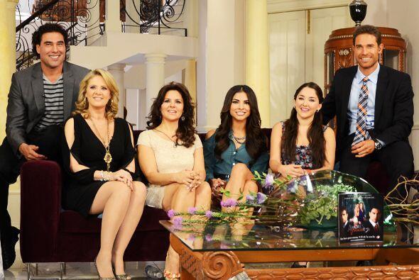 Sin duda, la telenovela del año fue 'Amores verdaderos', protagonizada p...