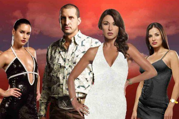 El narcotráfico es un tema recurrente en las telenovelas colombianas per...