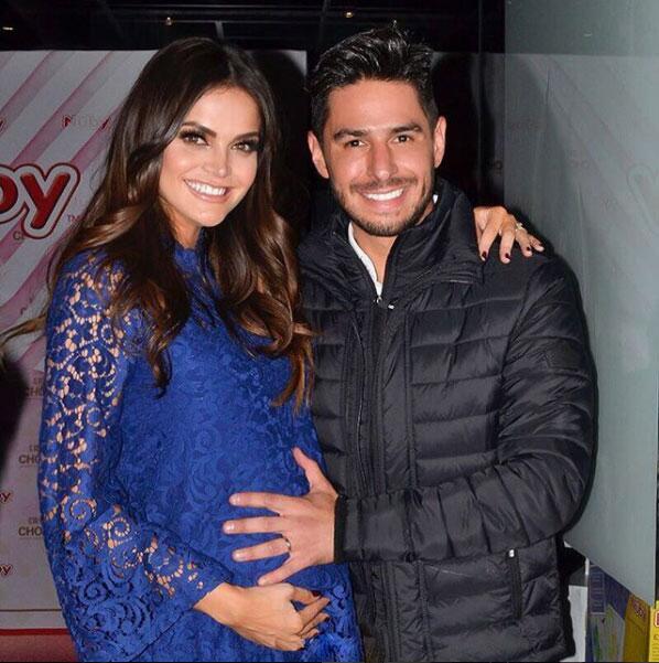 Marisol González baby shower