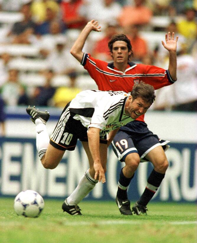 La peor Alemania de todos los tiempos: Confederaciones México 99 a3.jpg
