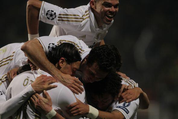 Kaká, por quien se apostó entre los hombres de cambio, aumentó la ventaja.