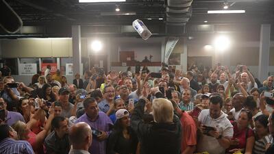 Los 15 momentos que revelan la personalidad de Donald Trump desde que fue elegido presidente