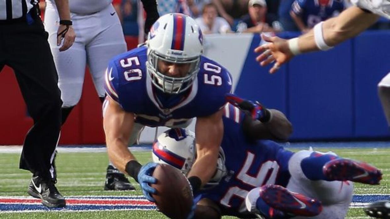 Esta fue la jugada clave que aseguró el triunfo de los Bills.