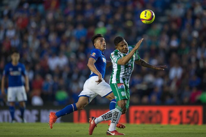 En Fotos: Cruz Azul y León se anulan, y empatan sin goles 20180120-4914.jpg