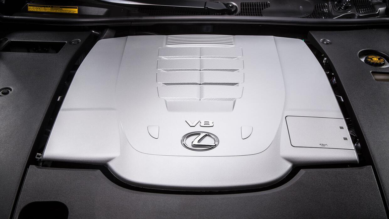 Motor V8 4.6 Litros del Lexus LS 460 F Sport
