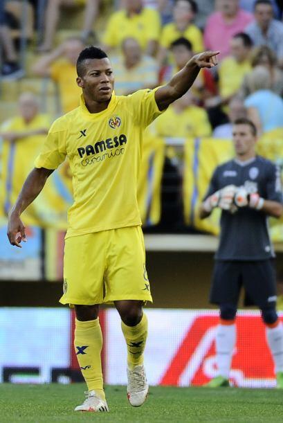 El atacante Ikechukwu Uche abrió el marcador al minuto 17.