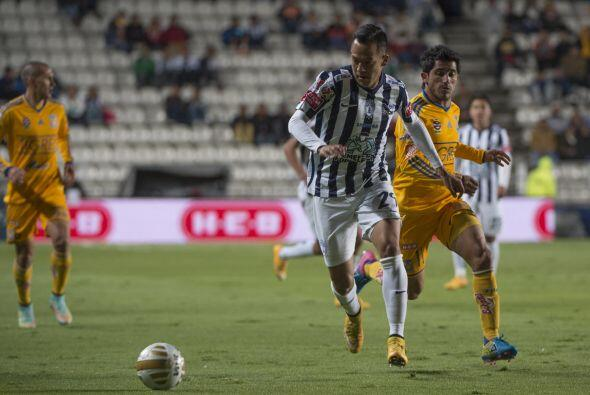 Rodrigo Salinas, de Pachuca, supera por velocidad la marca del jugador o...