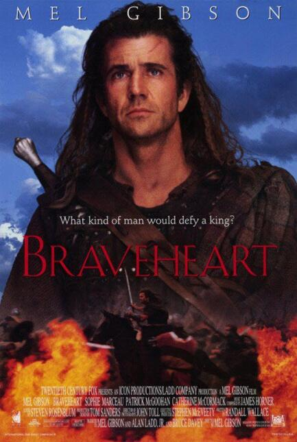 Película 'Corazón valiente'
