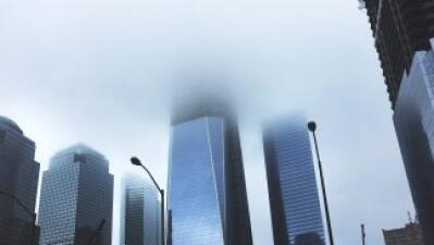 One World Trade Center se asoma en la silueta de Nueva York