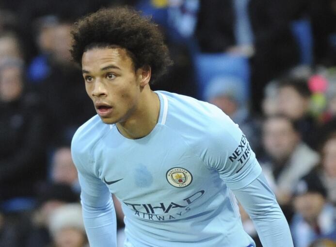 11. Leroy Sané (Manchester City) - 140,6 millones de euros