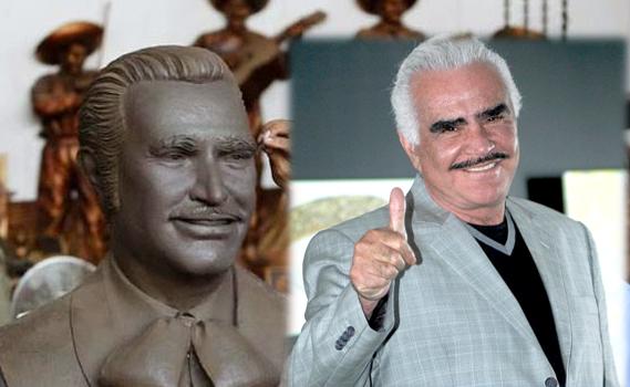 Elvis, Michael Jackson y ahora Juan Gabriel: preparan estatua del 'Divo...