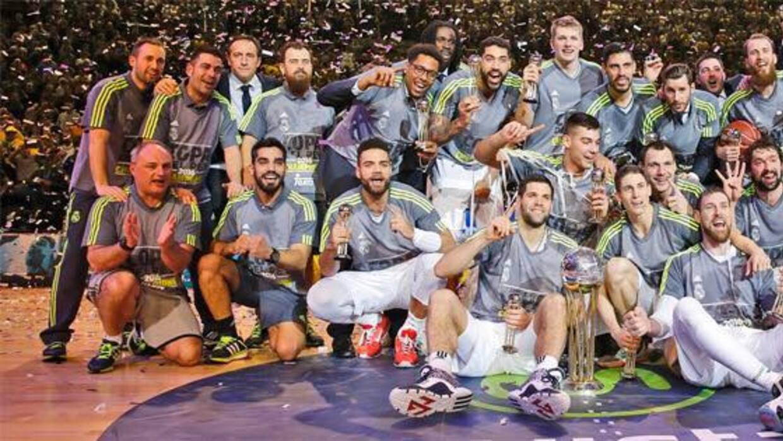 Real Madrid ganó la Copa del rey