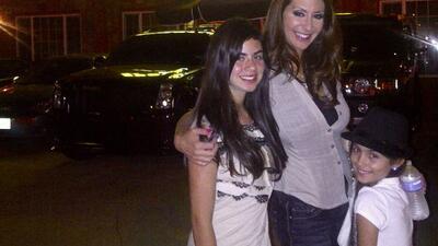 Nuestra corresponsal Nini Riostiene dos hijas Sasha y Dayrin. Sus hijas...