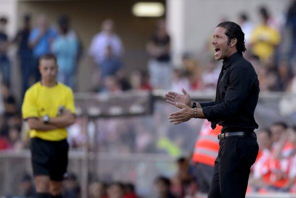 Los hombres de Simeone se impusieron por 5-0 y con este resultado encara...