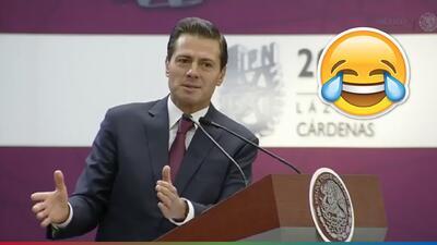 (Video) Peña Nieto no sabe nada de historia y la vuelve a regar