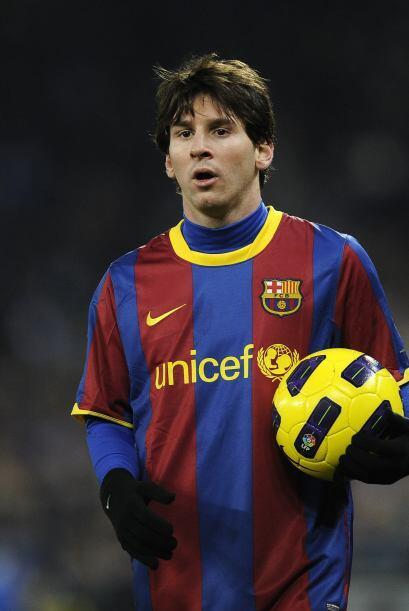 Messi, de 26 años, ganaría 27 millones de dólares al año, más incentivos...