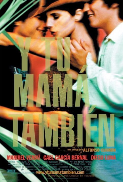 2001, MéxicoEsta road movie es uno de los títulos más famosos del cine l...