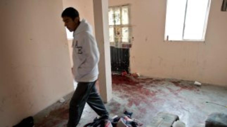 En enero del 2010 fue asesinado un grupo de jóvenes que disfrutaban de u...