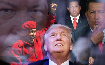 Donald Trump and Hugo Chávez have a lot in common, writes Jorge Ramos.