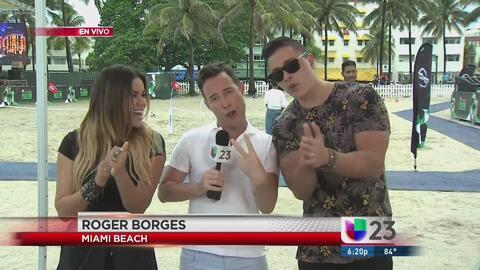 Karol G y Joey Montana encienden ánimos para la Copa América