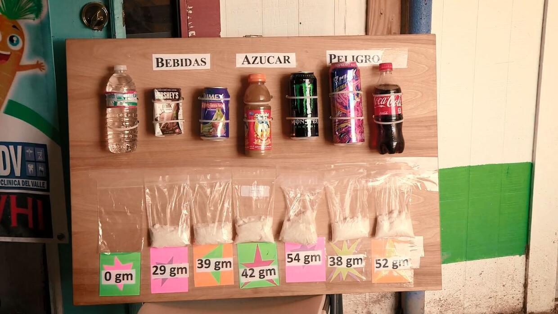 El consumo en exceso de bebidas azucaradas como sodas, limonadas y jugos...