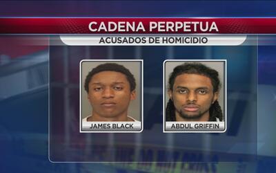 Condenan a cadena perpetua a dos acusados de homicidio en el condado de...