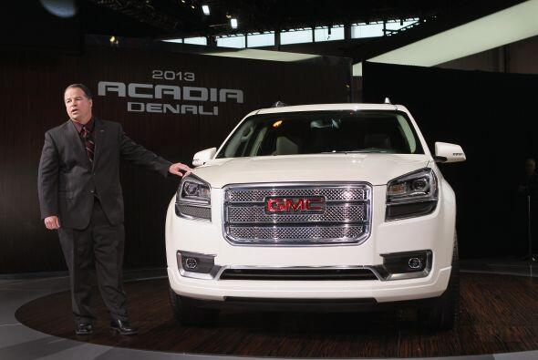 Chicago Auto Show 2012