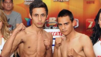 Fuentes y Félix listos para hacer vibrar a Tijuana (Foto: Zanfer)