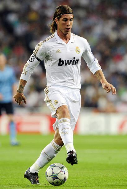 Ramos ya ha marcado en esta temporada en Liga, Champions League, Superco...
