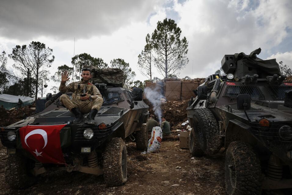 Militares Turquía