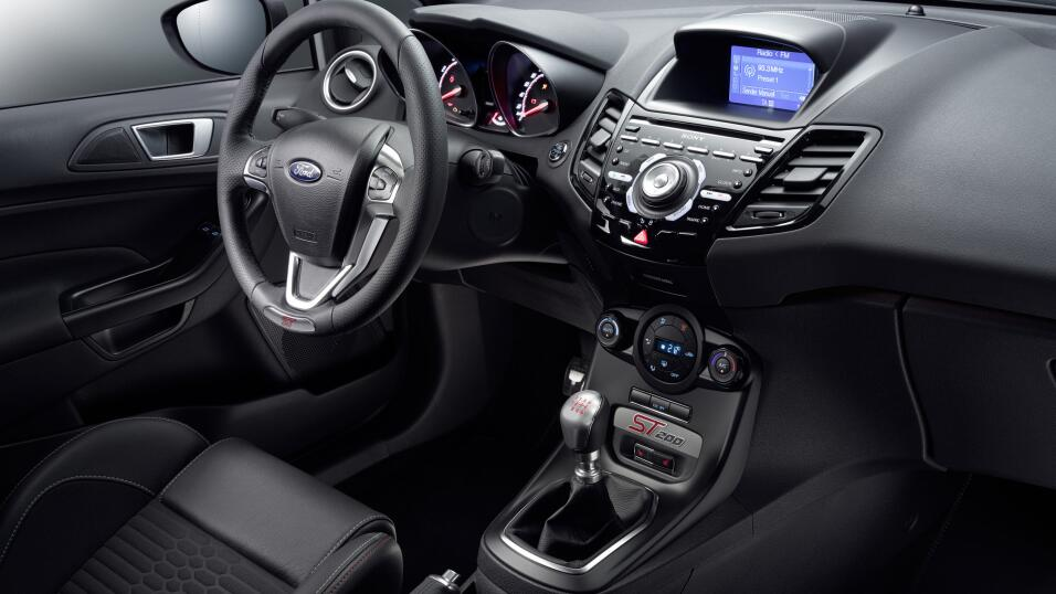 Ford Fiesta S200