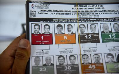 Paraguay acude a las séptimas elecciones desde el fin de la dicta...