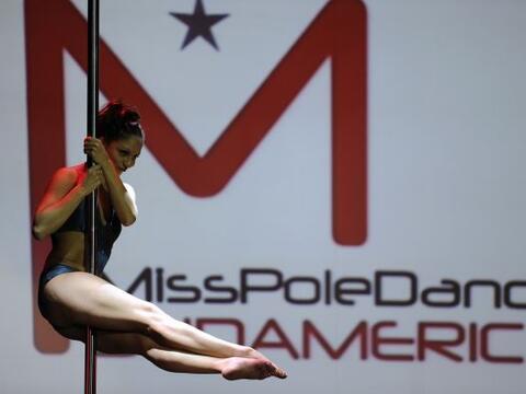 La peruana Elizabeth Muñoz se consagró como la ganadora de...
