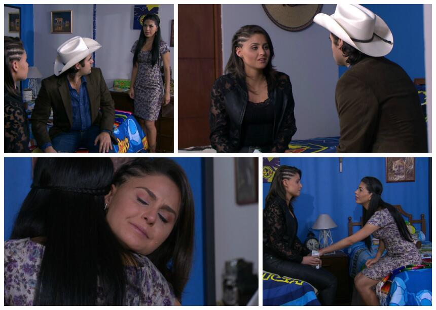 ¡Cuidado, Isabel! No vaya a ser que Rocío quiera a María como madre sust...