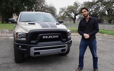 La Ram 1500 Rebel es una de las mejores pickups en el mercado