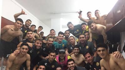 Maradona celebró su cumpleaños metiendo a Dorados a la Liguilla del Ascenso MX