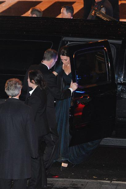 Kate y William cumplieron con su último compromiso oficial durante su gi...