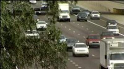 Automoviles en la carretera 10 de Phoenix