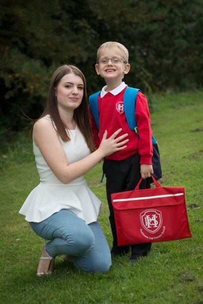 Un milagro para Emily y su familia, pues su bebé le demostró sus ganas d...