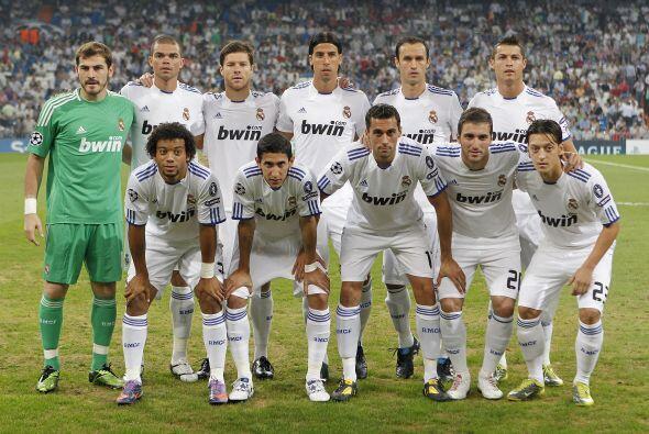 Real Madrid llega al Clásico español con uno de sus mejores planteles de...