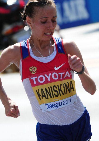 Tras esta nueva victoria de Kaniskina, Rusia se confirma como la gran po...