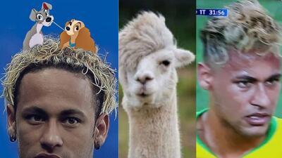 Memelogía | El peinado de Neymar genera las burlas más hilarantes en redes sociales
