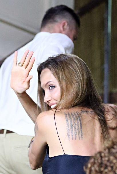 ¡Adiós, Angelina! Mira aquí los videos más chismosos.