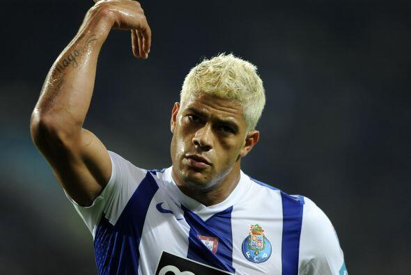El brasileño Hulk parece que ya ha cumplido con su etapa en el Oporto, i...