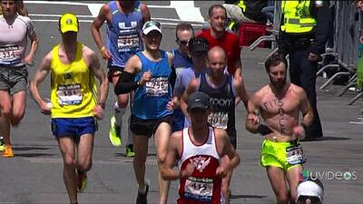 Extremas medidas de seguridad para el próximo maratón en Boston
