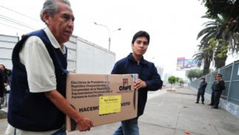 El nuevo gobierno peruano que surja de los comicios de este domingo here...