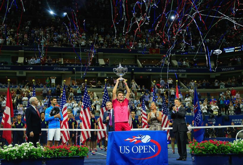 Murray y Djokovic fuera del Top 10 ATP, Nadal nuevo líder GettyImages-60...